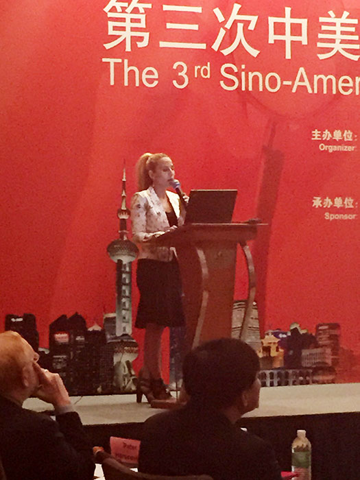 Dr Dee Lecture China